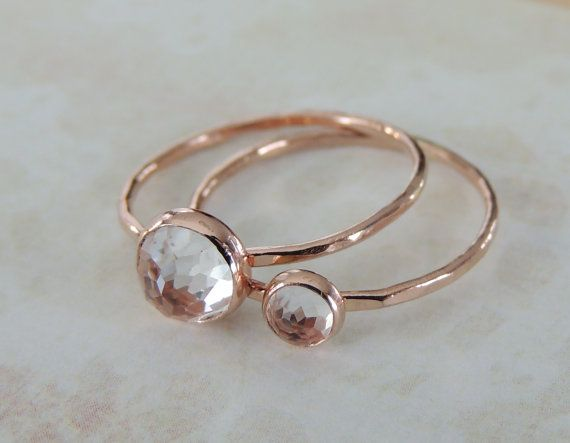 Hey, I found this really awesome Etsy listing at https://www.etsy.com/dk-en/listing/219335677/mother-daughter-ring-set-mothers-day