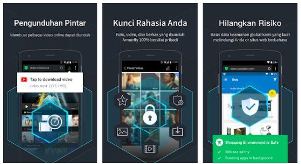 Browser Android dengan Fitur Pemblokir Iklan, Browsing Jadi Makin Cepat
