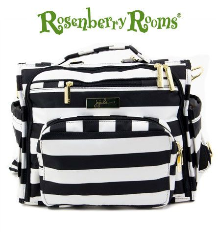This bag will certainly be your BFF! The BFF Diaper Bag will be there any time of day, whenever you need it, like a true best friend!