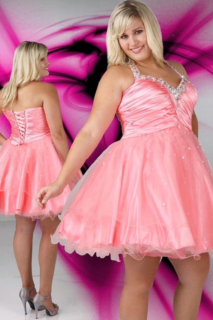 79 best Plus Size Prom Dresses images on Pinterest | Party wear ...