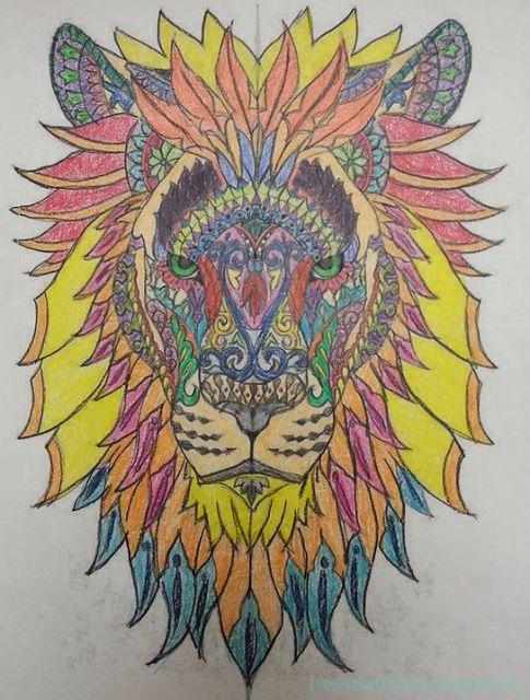 Beste Mandala Tattoo Designs und Ideen für Männer und Frauen ~ Free Mandala Download