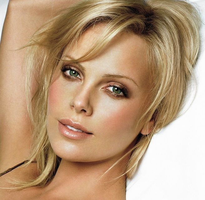 Charlize Theron Ny Blondes: 2820 Best Babes---Blondes Images On Pinterest