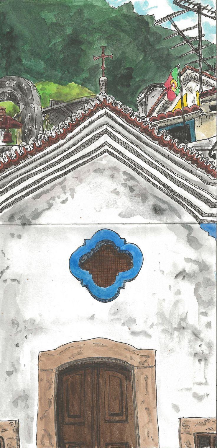 Sintra http://cargocollective.com/marianasantos http://marianasantosillustration.wordpress.com