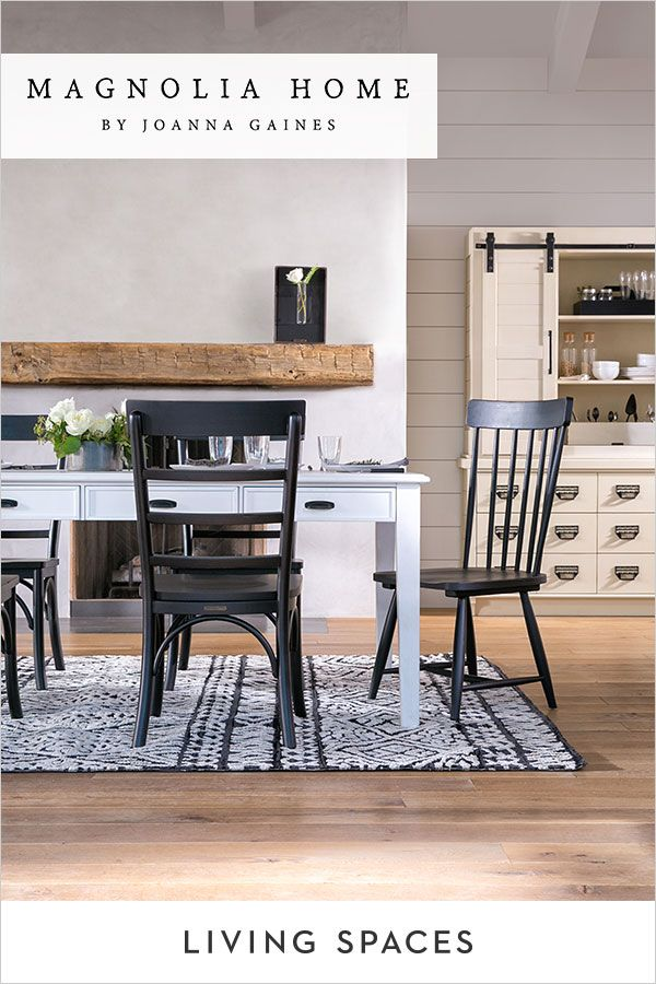 Magnolia Home Dining Collections Create A Sense Of Ease While You