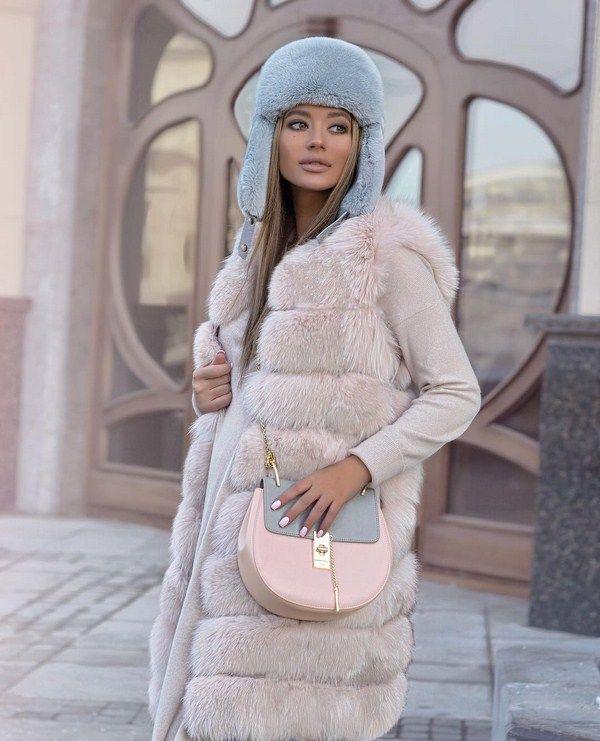 98b51ef2abe Топовые новинки верхней одежды осень-зима 2018-2019  модная женская верхняя  одежда - фото