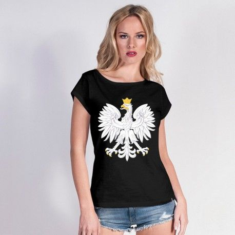 Koszulka z orłem, patriotyczna  #tshirt #koszulka #polska #euro2016
