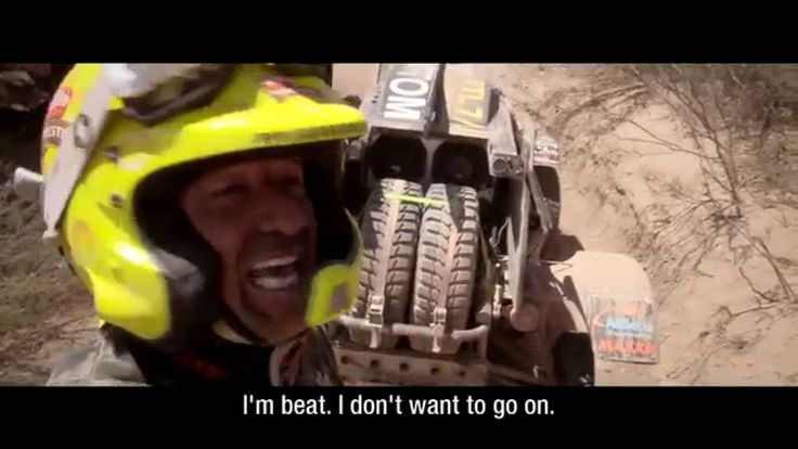 Trailer  'Dakar - I love ❤ it, I hate it' | Coronel Dakar Rally Docume...