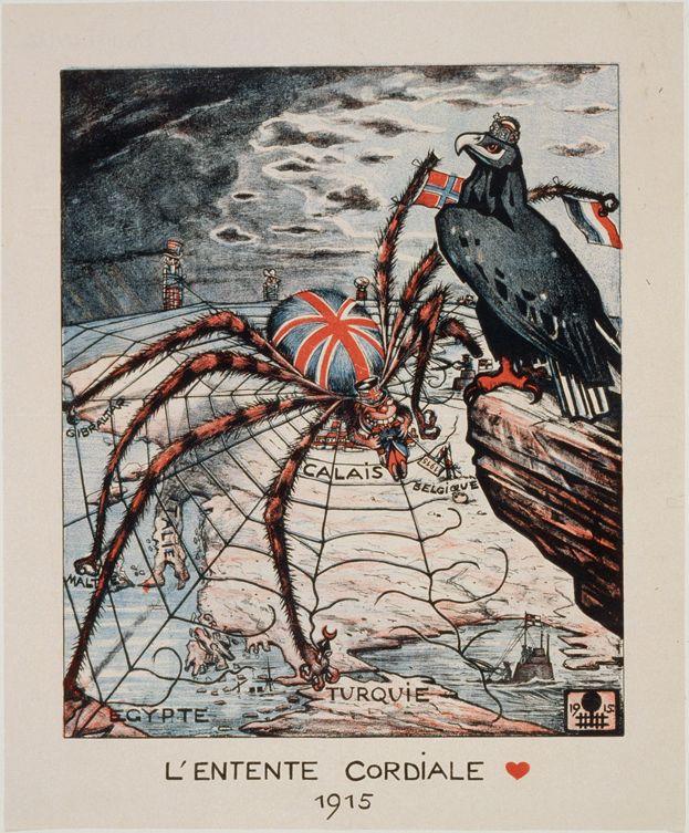 WWI Propaganda - Mr. Moore's WH - Semester II