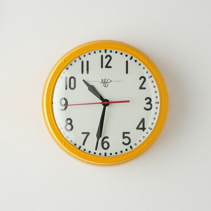24 Best 50 S 60 S Clocks Images On Pinterest Wall Clocks