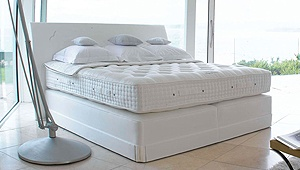 Vi-Spring Bed. Puchased by Client Sublime Superb. 1839(w)x2140(l)x 630(h)