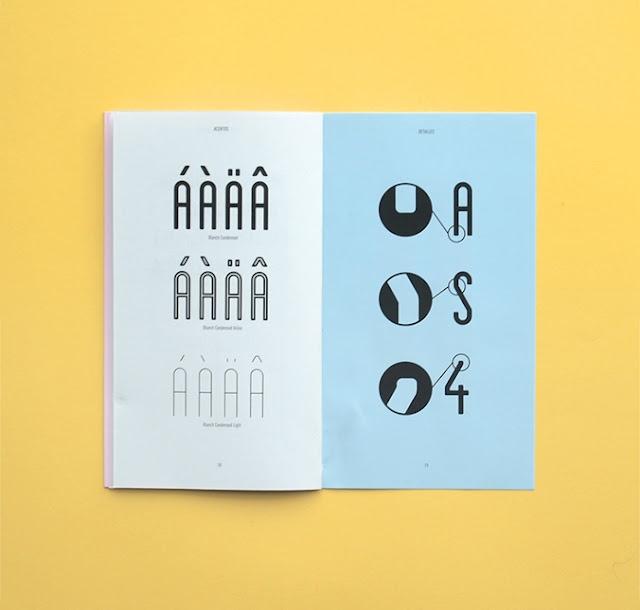 Tipografia Blanch - Atipus: Fonts Details, Fonts Free, Blanche Minimal, Atipus Listo, Illustrations Typography, Fonts Blanche, Fruita Blanche, Blanche Fonts, De Atipus