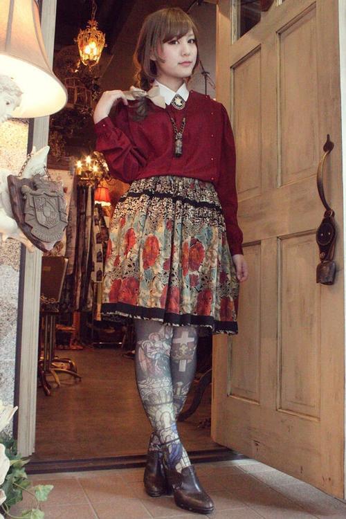 Dolly-kei Fashion