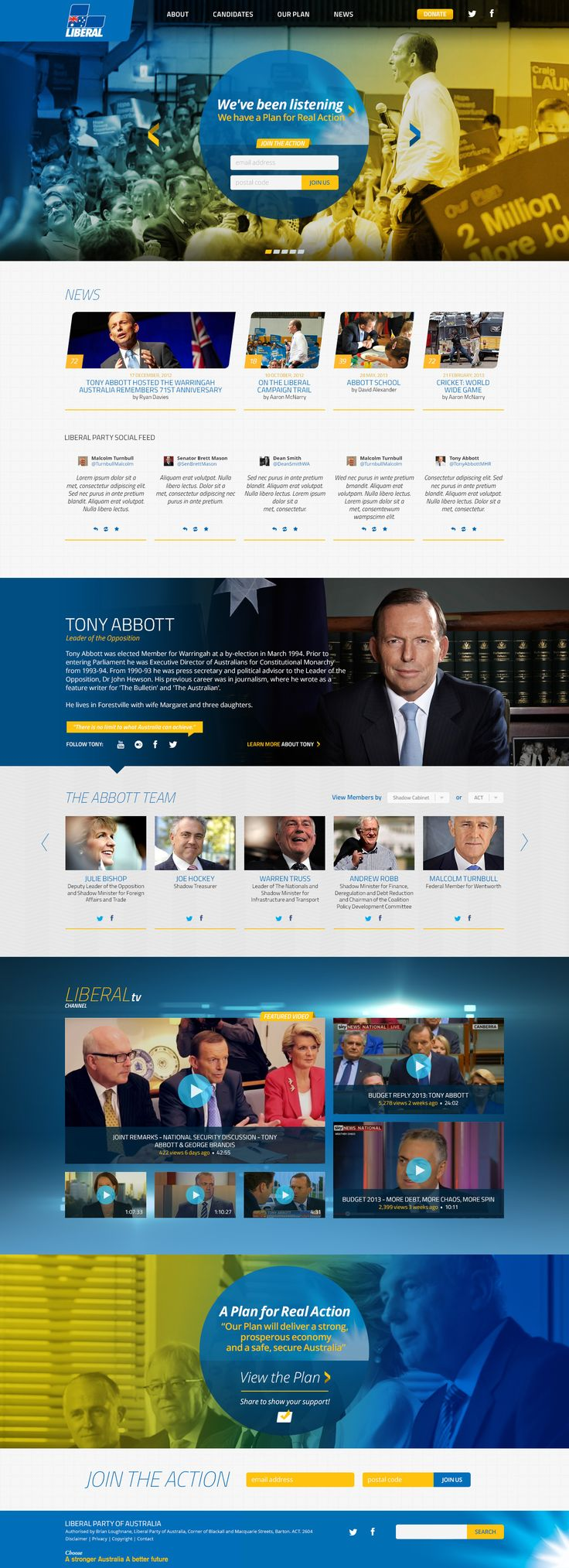 Shane Helm - Liberal Party of Australia