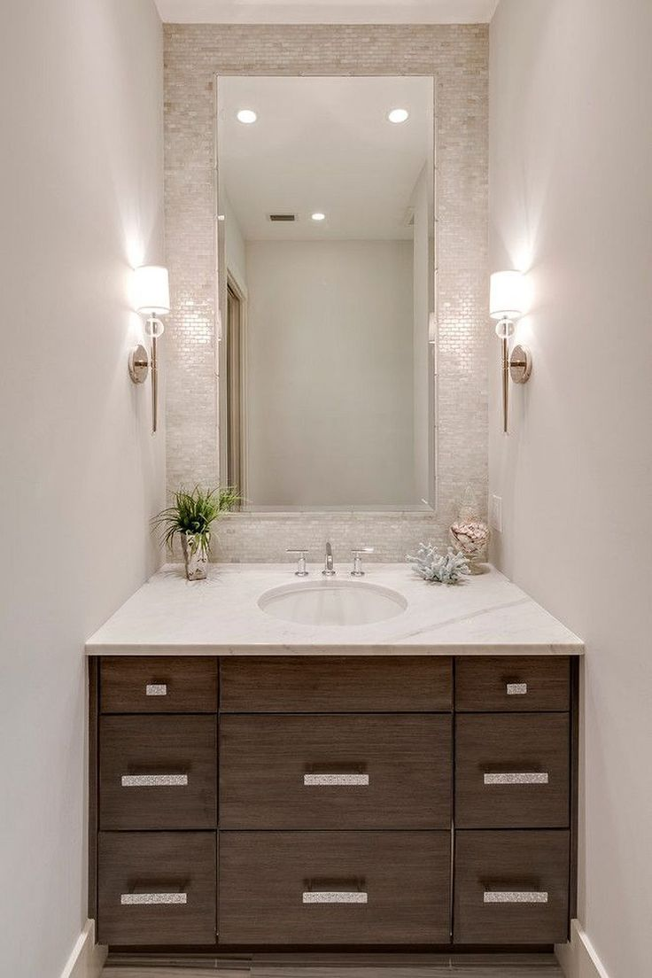 Ideas That Nobody Told You About Small Powder Room 21