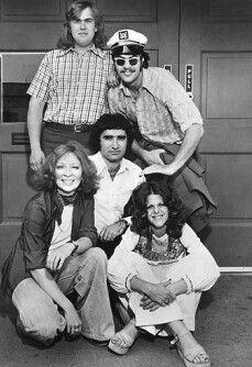 First cast of Second City Toronto
