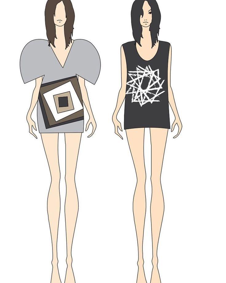 Первые девушки нарисованные мной в иллюстраторе. Горжусь! #иллюстратор #adobeillustrator #pinterest #tshirt