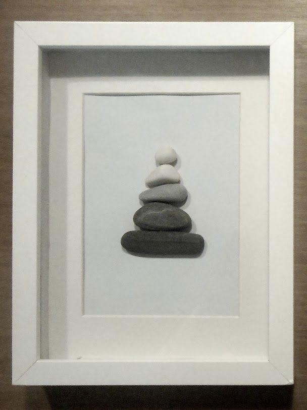 66 besten Pebble Art Bilder auf Pinterest | Schatten kastenrahmen ...