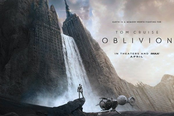 Oblivion Trailer, science fiction movie with Tom Cruise