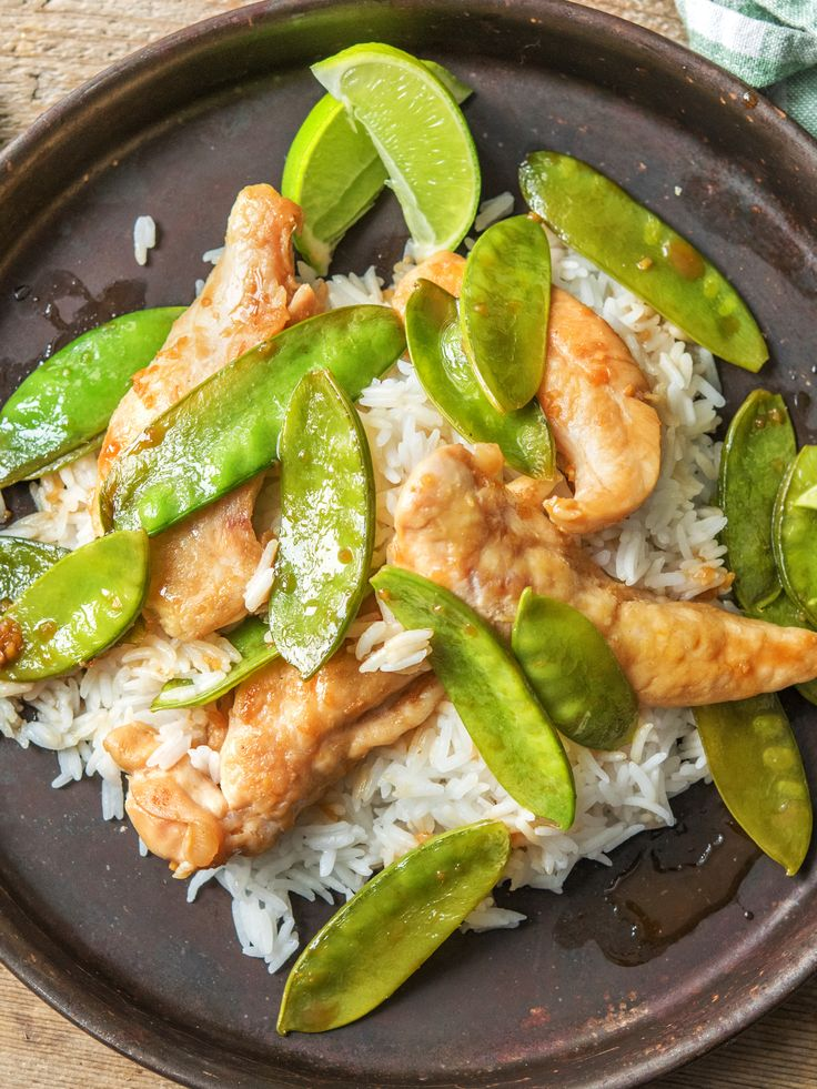 """Easy honey and ginger glazed chicken recipe 