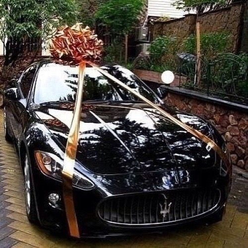 Maserati....just in case anyone didn't know what to get me for my birthday