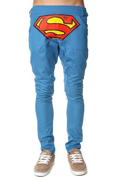 Купить штаны супермен