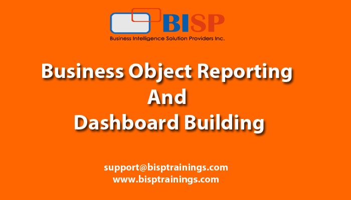 http://www.bisptrainings.com/course/Business-Object-Reporting-and-Dashboard-Building  Register link: http://www.bisptrainings.com/registration/Business-Object-Reporting-and-Dashboard-Building  In this trainings program, students learn how to implement a Business Intelligence Reporting, Dashboard and Logical Data Modeling using SAP Business Object.   #businessobjectreporting tool, #businessobjectreportingtutorial, #businessobjectreporting