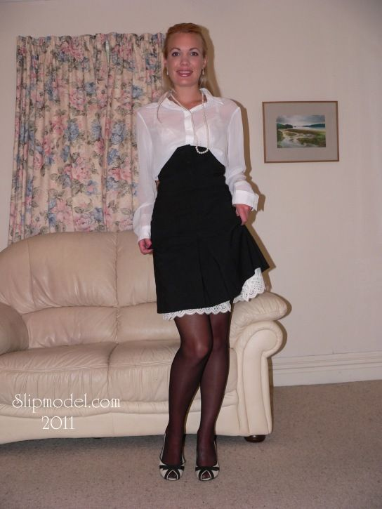 Petticoats and pantyhose