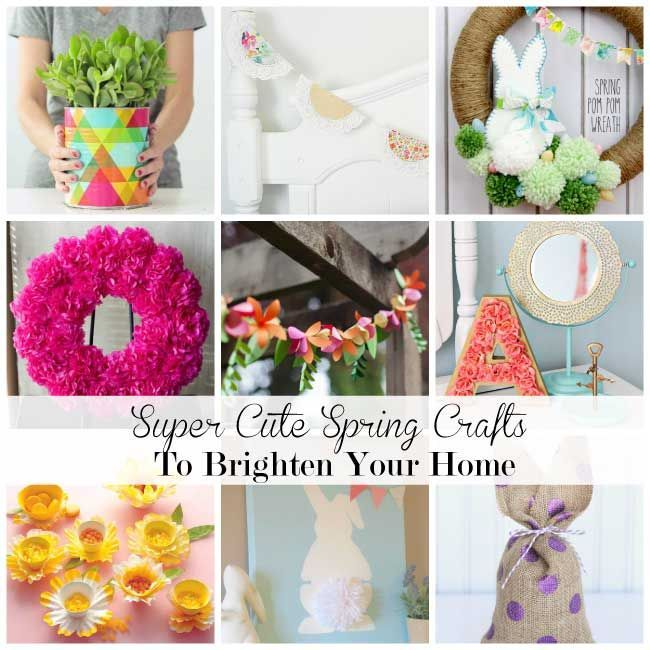 Seasons Of Home Easy Decorating Ideas For Spring: 1000+ Images About DIY Spring! On Pinterest
