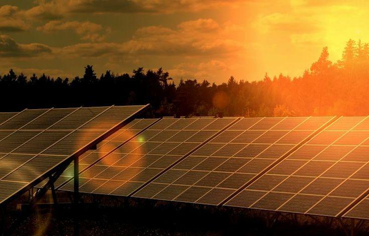 Oro con tecnología solar