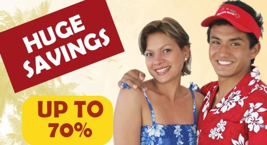 Huge closeout sale. Up to 70% off Hawaiian clothes for Men, Women, and Children.