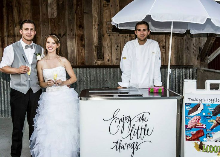 Tasty Blue Bunny Ice Cream To Celebrate Your Wedding Be A Fan On Moonie Icy