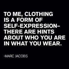 marc jacobs #quote #fashion #marcjacobs