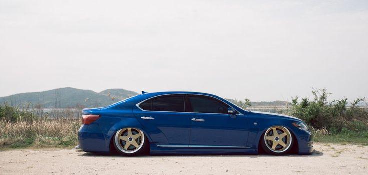 Ấn tượng sâu sắc từ Lexus LS 460