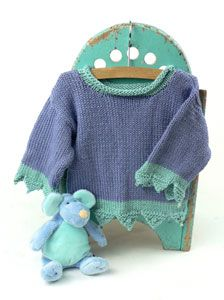 For the Babies/bond knitting machine
