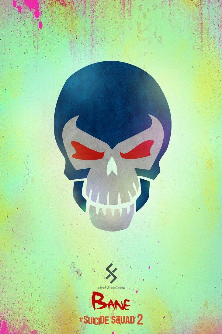 Bane In Suicidesquad2 Fanart Gotham Villains Bane Mysterio Marvel
