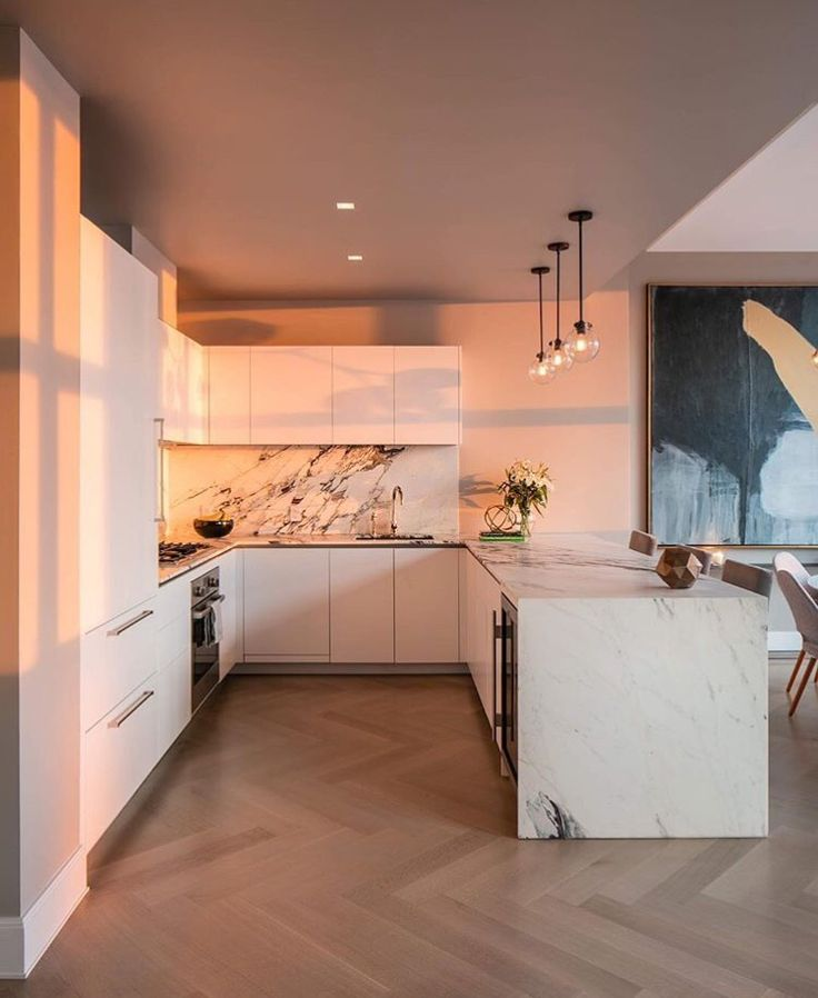 Apartments Listing: Kitchen Goals Fredrick (from Million Dollar Listing NY