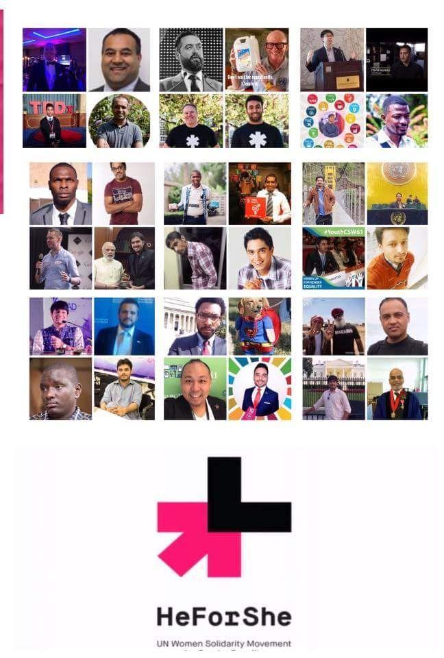 HeForShe a UN Women Solidarity Movement setup ! Among Top 36 Global TrailBlazers, Agnishwar Jayaprakash , CEO of Agni foundation is chosen in Promoting Gender Equality Across the World! #ProudIndian #Womenempowerment #GenderEquality #Servenation
