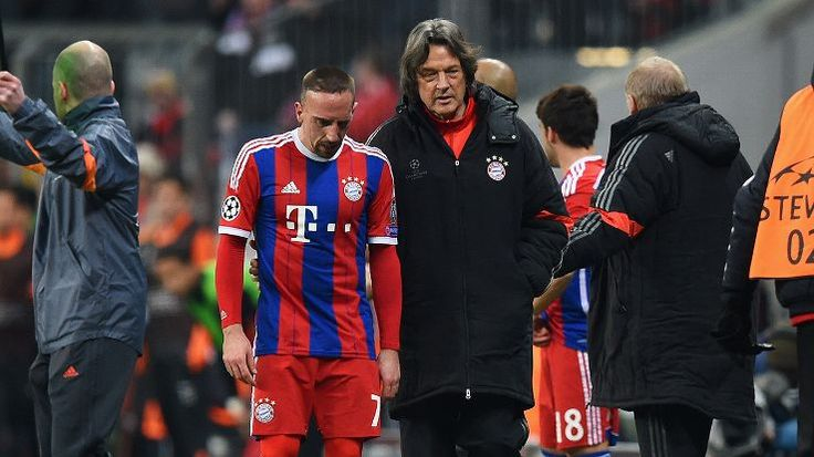 Matthias Sammer: Ribery Segera Berlatih dengan Skuat Utama