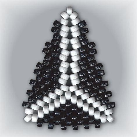 triángulo isosceles cerrado