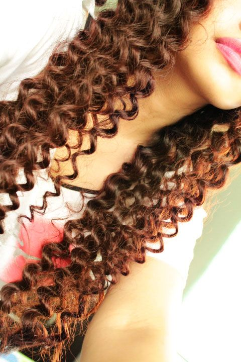 how to make tight curls without heat