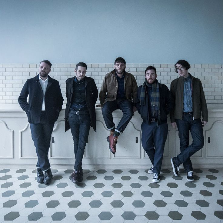 Frightened Rabbit pick the best Glasgow pubs ahead of new album tour