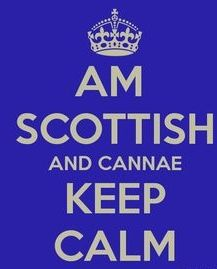 Well I'm not, but I LOVE Scotland I love Scotland too, and moved here 2 years ago......best decision ever More