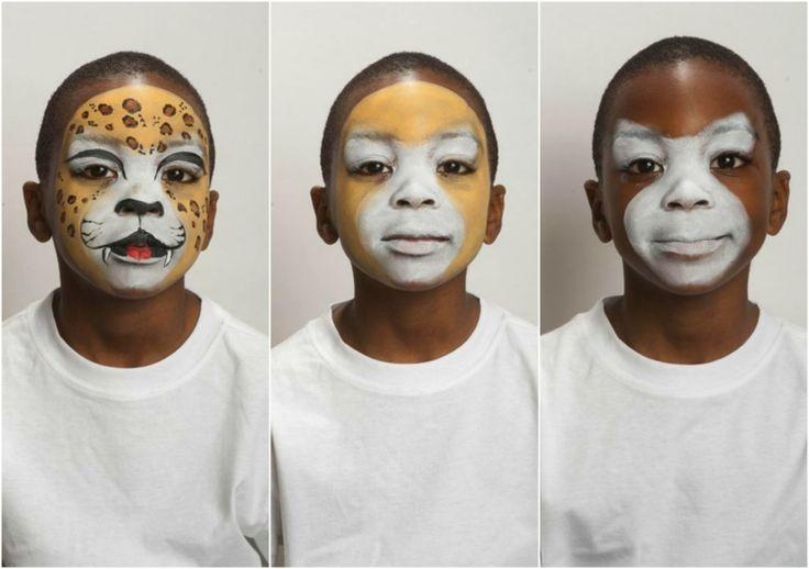 best 25 leopard makeup ideas on pinterest leopard. Black Bedroom Furniture Sets. Home Design Ideas