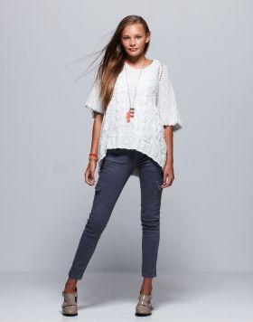 Alicia Knit + Morgan Cargo Pavement United Brands