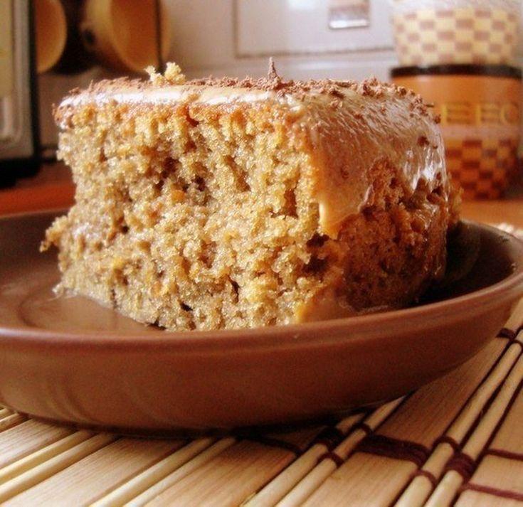 простой кофейный пирог рецепт с фото странное распределение