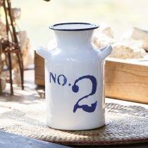 Kanka na mleko emaliowana DUO NO2 1,8 l