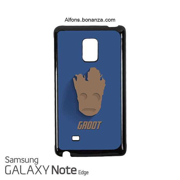 Groot Superhero Samsung Galaxy Note EDGE Case