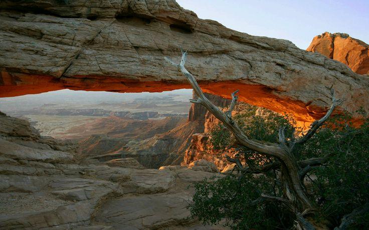 Mesa Arch - 5:30am John Johnson