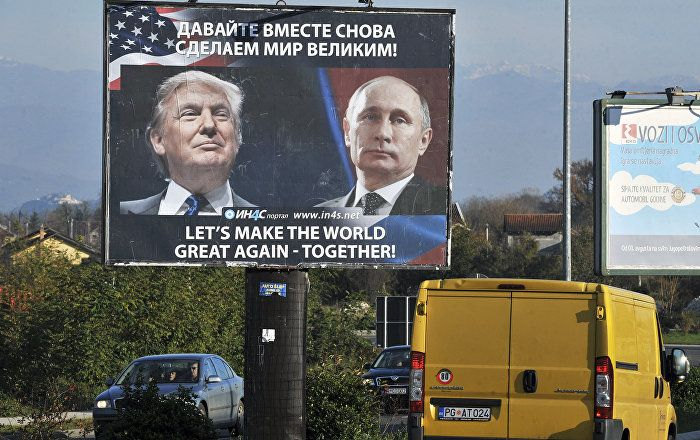 Preparation for Putin's Meeting With Trump Underway - Russian Upper House Chair