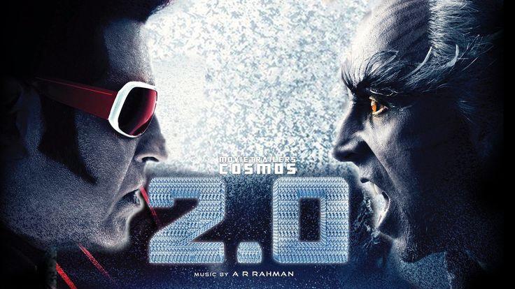 Robot 2.0 Movie Poster, Rajinikanth, Akshay Kumar